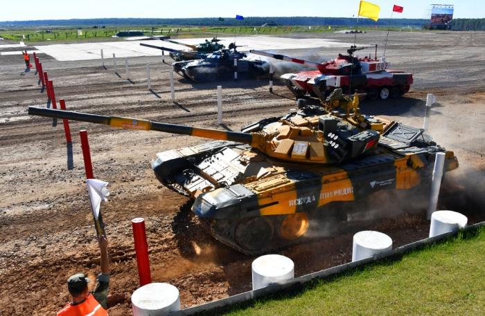 Россия пригласила страны НАТО на Армейские международные игры - 2020