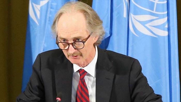 Спецпосланник ООН по Сирии посетит Дамаск