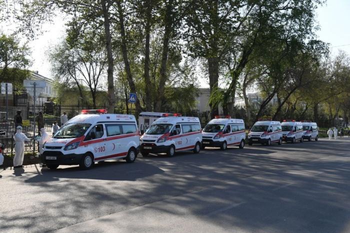 В Узбекистане число заразившихся коронавирусом приближается к 400