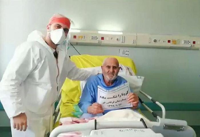 В Иране от коронавируса излечились пациенты в возрасте 100 и 106 лет