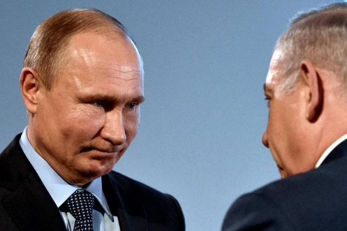 Путин и Нетаньяху обсудили координацию в борьбе с коронавирусом