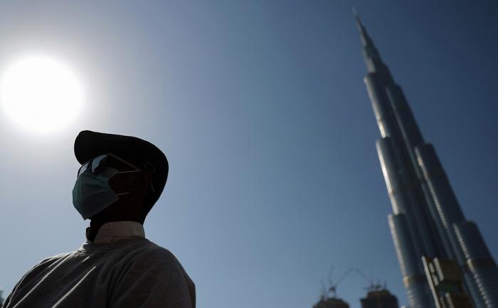 В ОАЭ число зараженных COVID-19 достигло 1799 человек