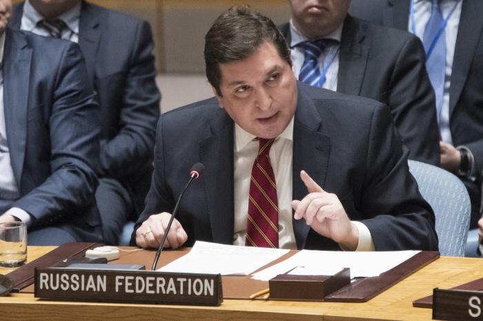 Лавров назначил спецпредставителя по Ближнему Востоку